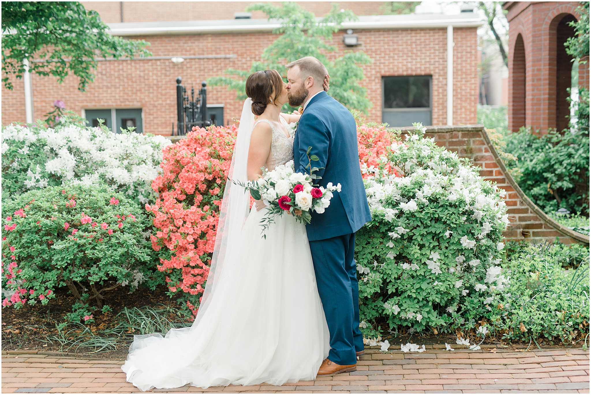 Hamilton Club of Lancaster Wedding in Lancaster, PA by Lancaster Wedding Photographer Olivia Rae Photography