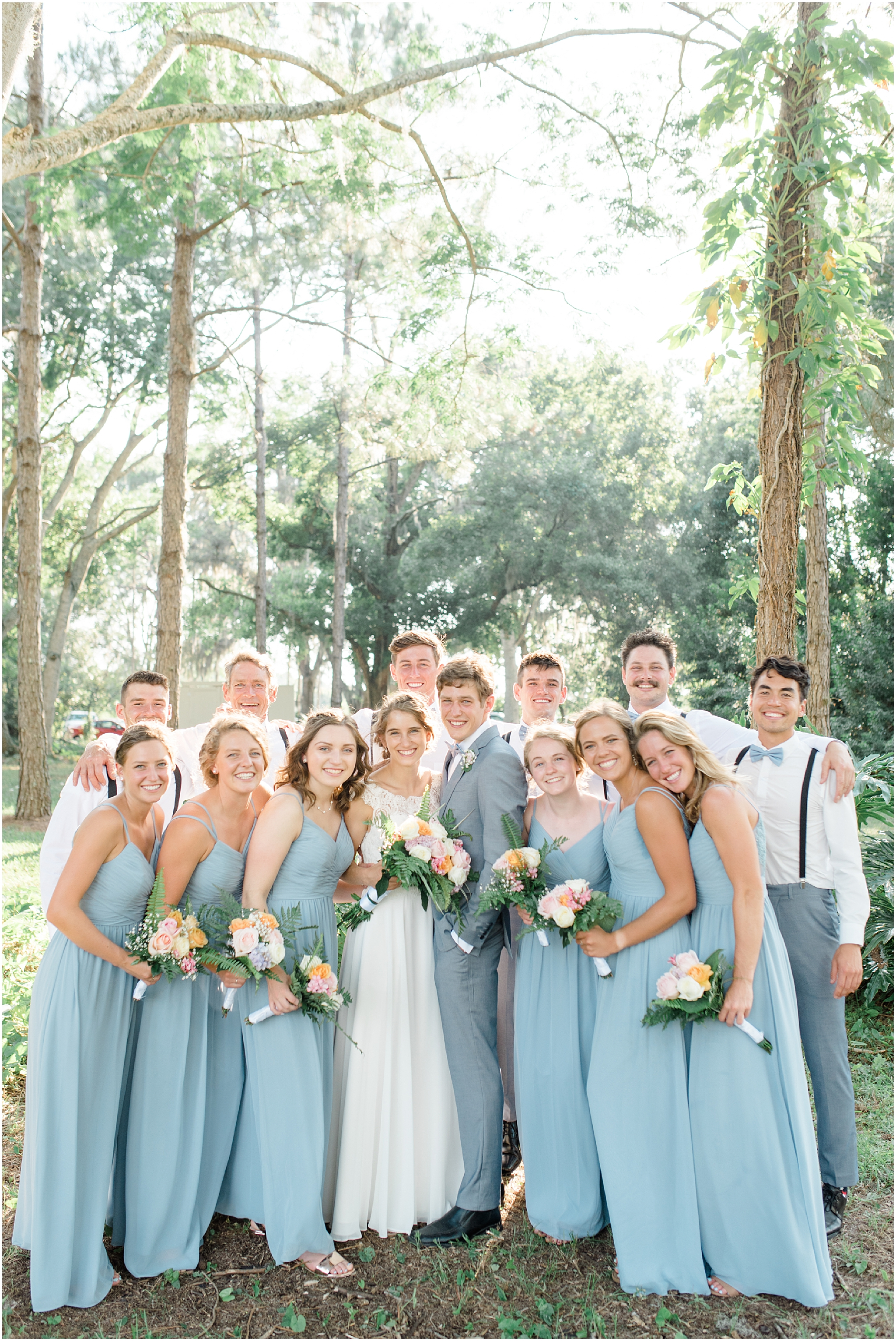 A Beautiful, Outdoor Odessa Florida Wedding by Olivia Rae Photography, Florida Wedding Photographer