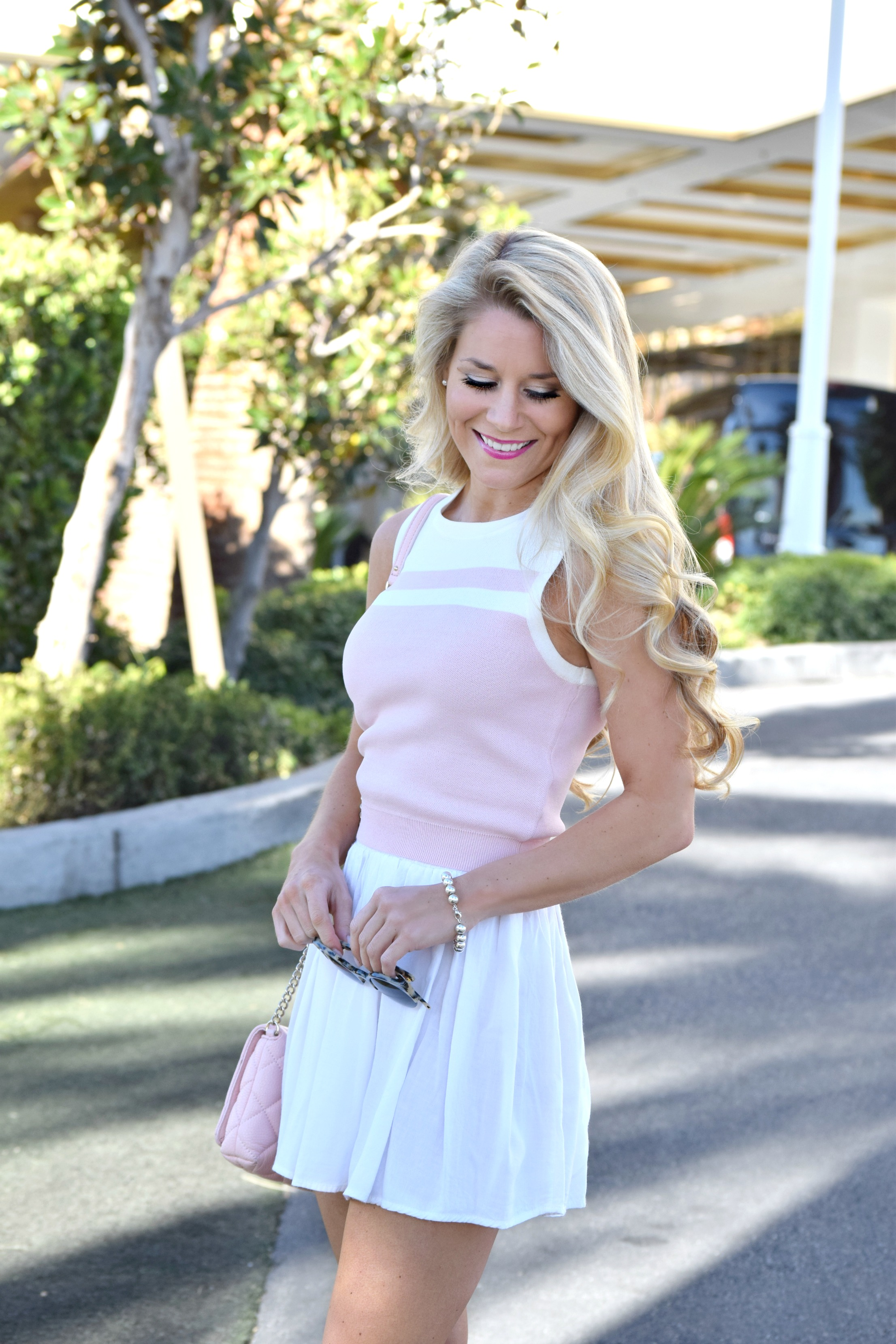 Preppy Pleats  Welcome to Olivia Rink