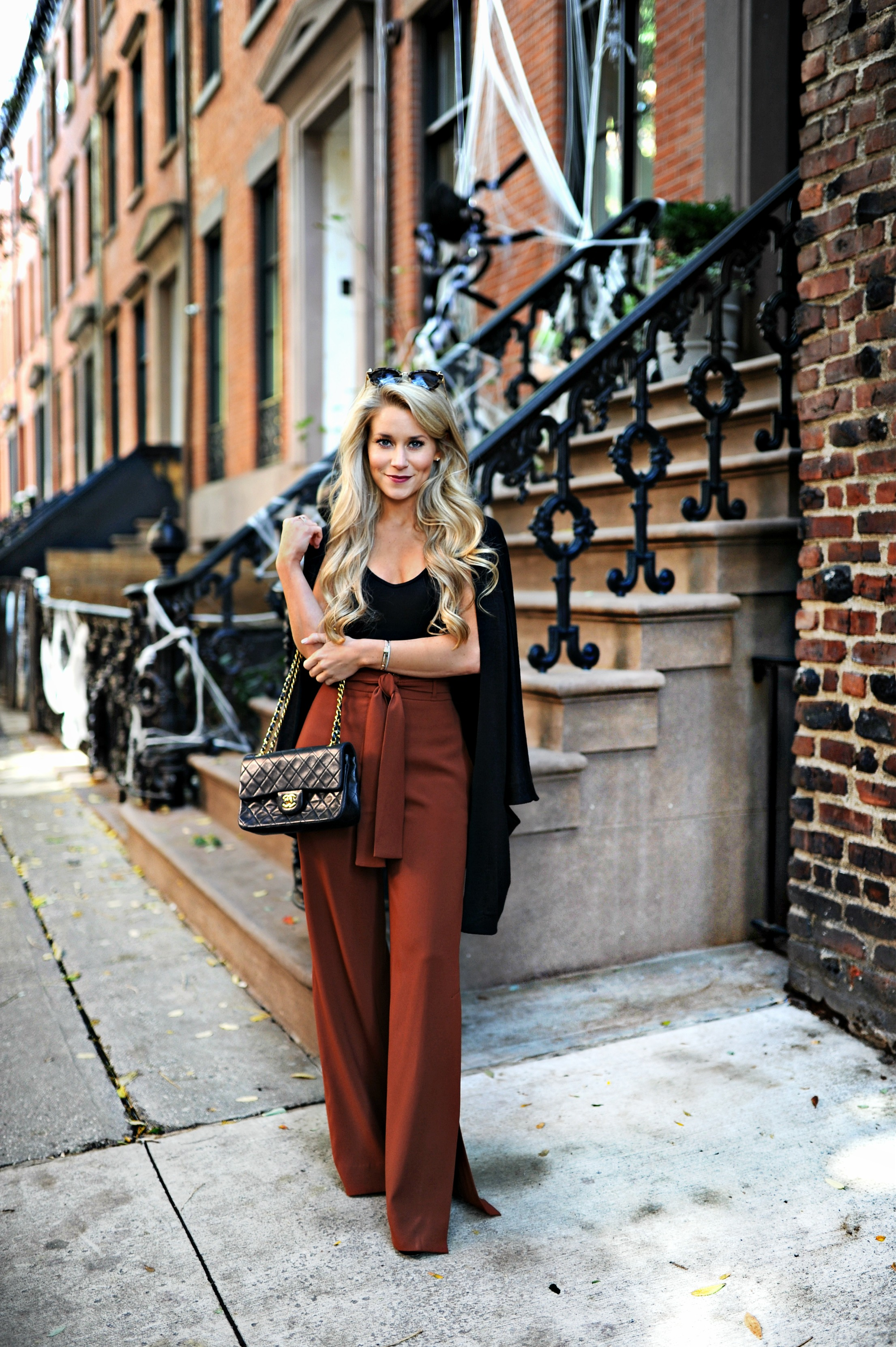 Chic  Sophisticated Wide Leg Pants for Fall  Welcome to Olivia Rink