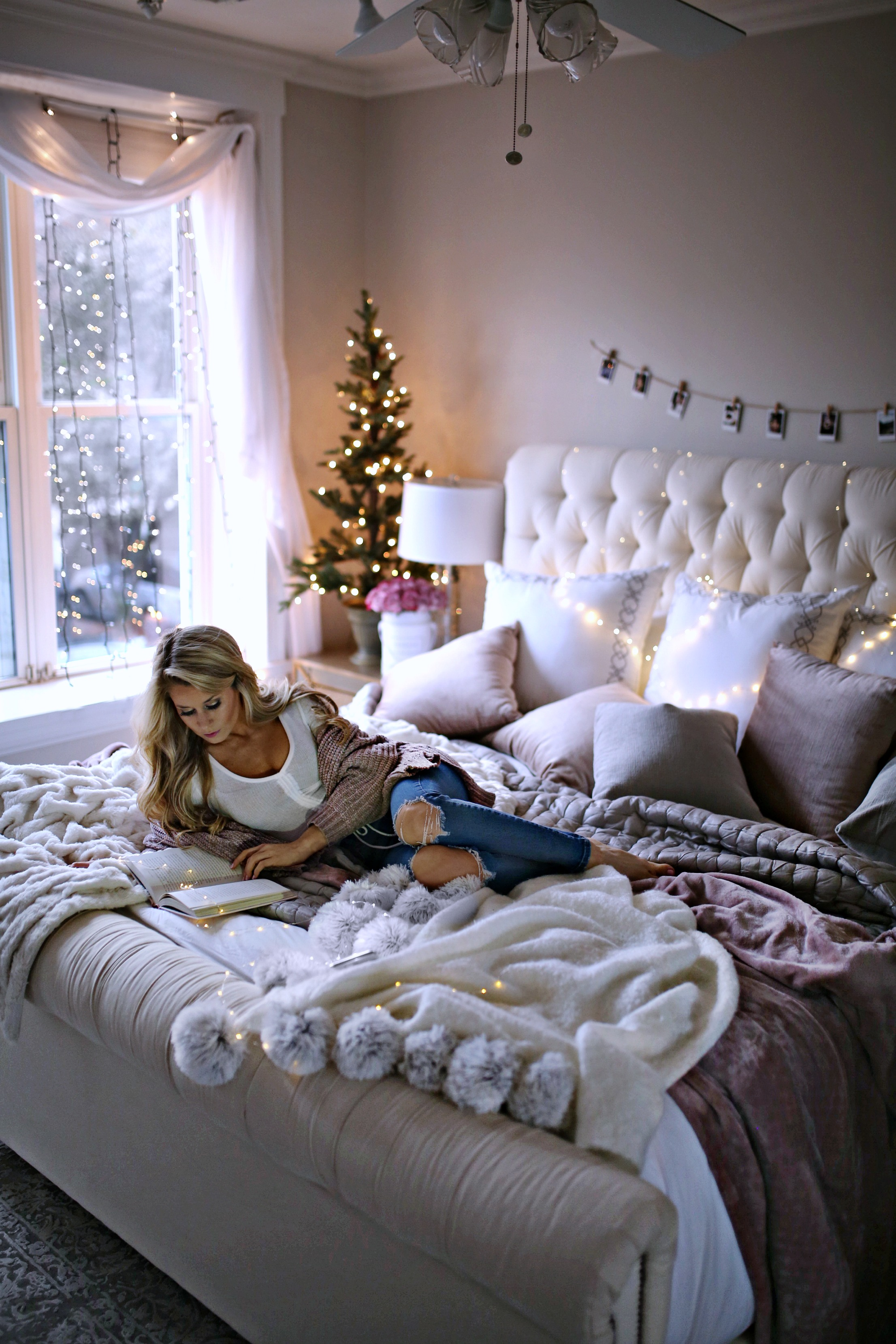 7 Holiday Decor Ideas for Your Bedroom  Welcome to Olivia Rink