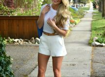 Matching Whites - Welcome to Olivia Rink