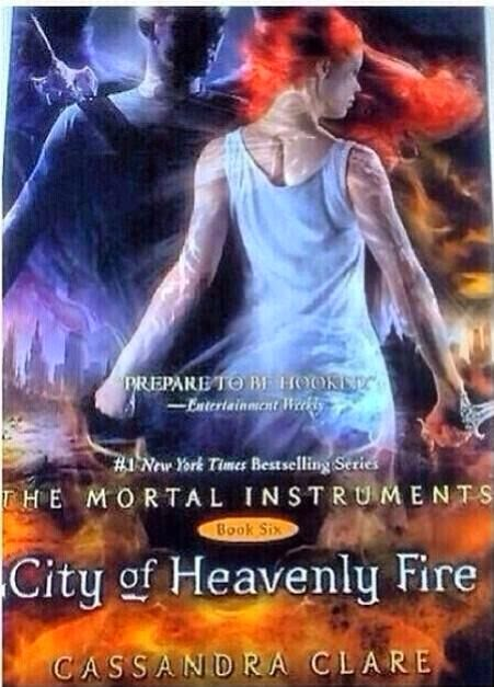 City of Heavenly Fire (Book Review)