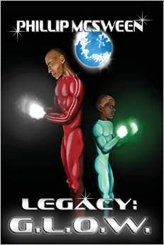 Legacy: Glow (Book Review & Giveaway!)