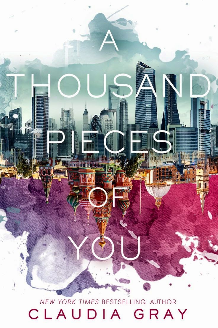 A Thousand Pieces of You (Review)