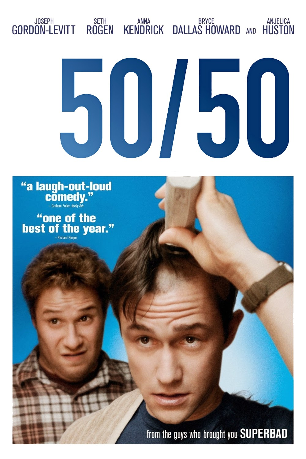 50/50 (Movie Review)