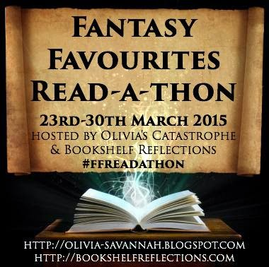 Fantasy Favourites Read-a-thon: Kick Off & Book Photography!