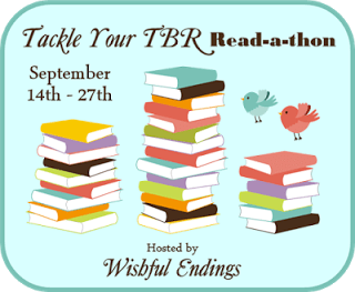 Tackle Your TBR Read-a-thon Sign Up!