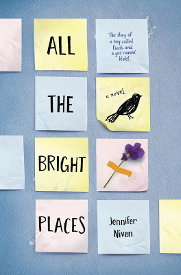 All the Bright Places (Review & Giveaway!)