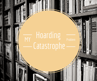 My Hoarding Catastrophe ~ Shakespeare & Co