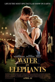 Water for Elephants (Movie Review)