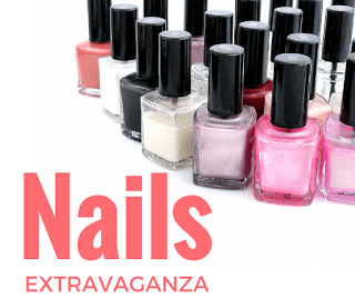 Nails Extravaganza ~ The Beauty and the Beast