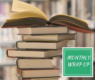 Monthly Wrap Up ~ May 2016