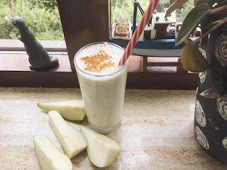 Pear Spice Smoothie Recipe!