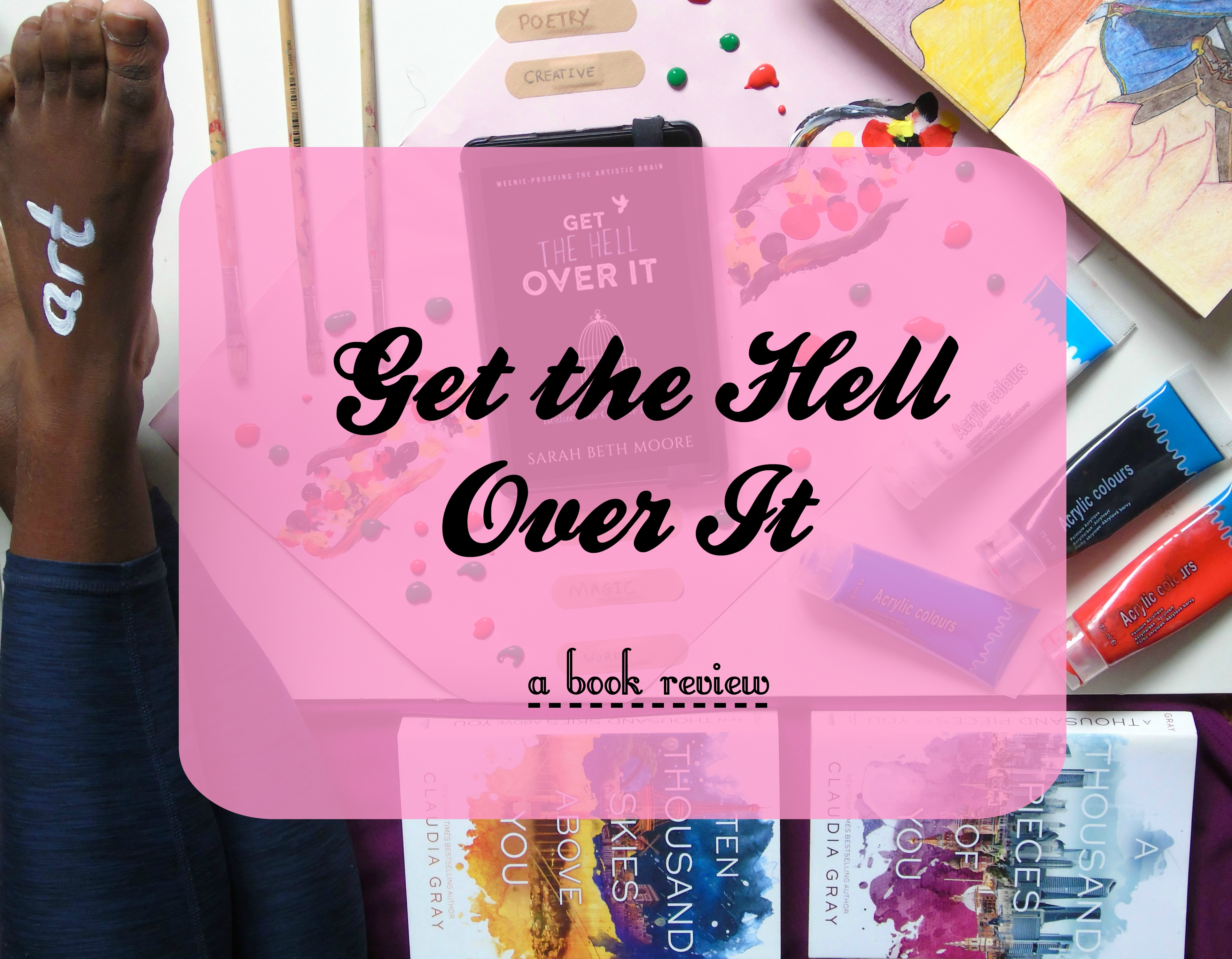 Get the Hell Over It [Book Review]