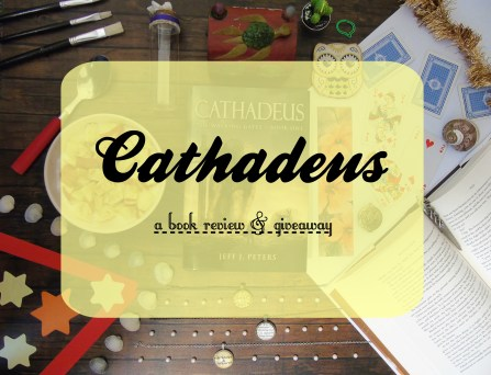 Cathadeus by Jeff J Peters book review thumbnail