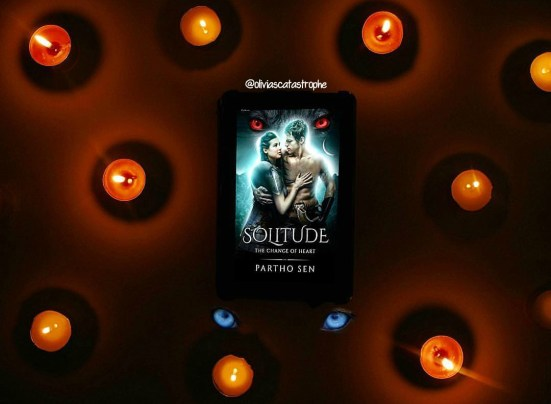solitude the change of heart by partho sen ebook surrounded by candles