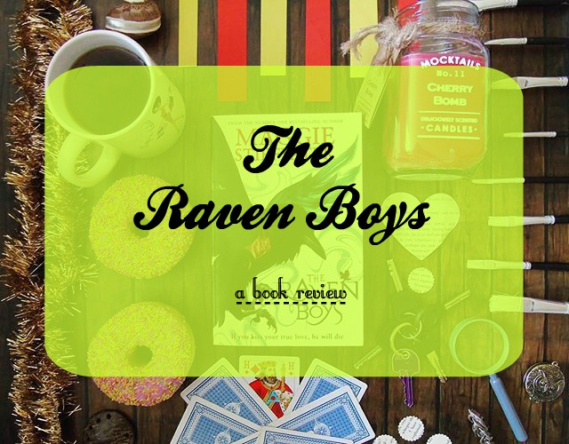 The Raven Boys [Book Review]