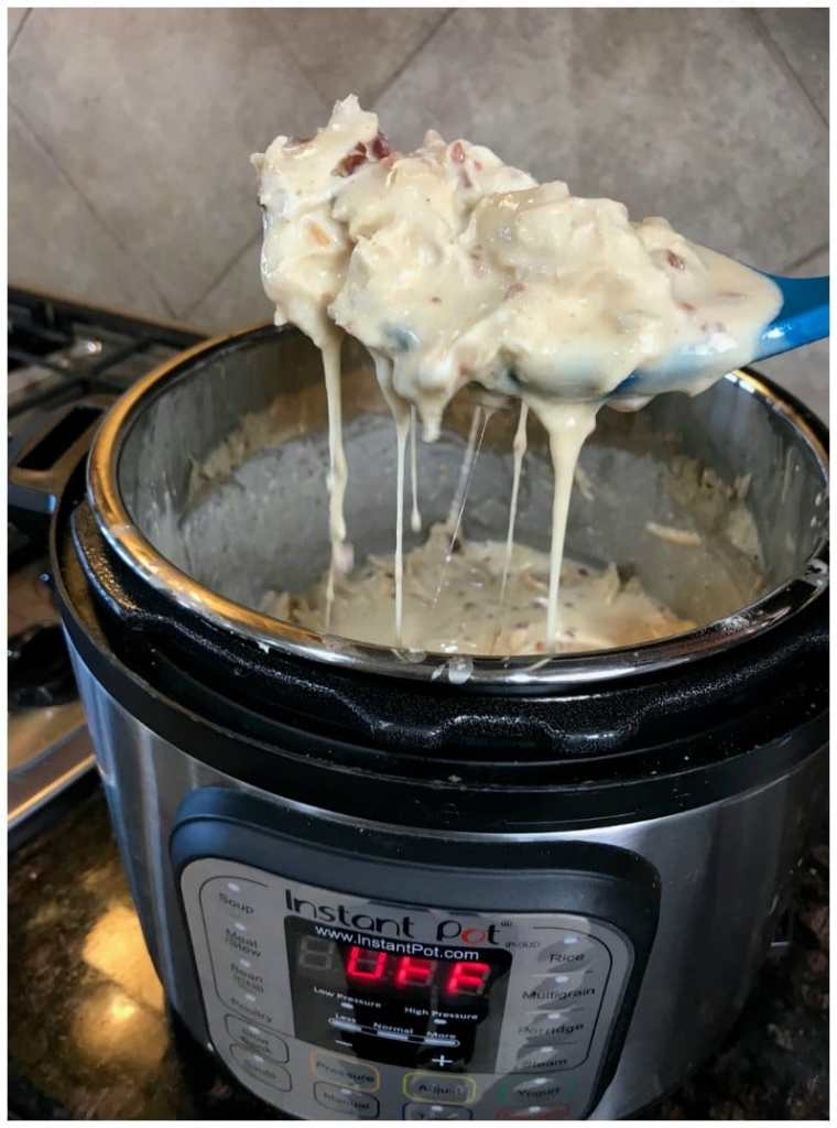 Instant Pot Keto Crack Chicken
