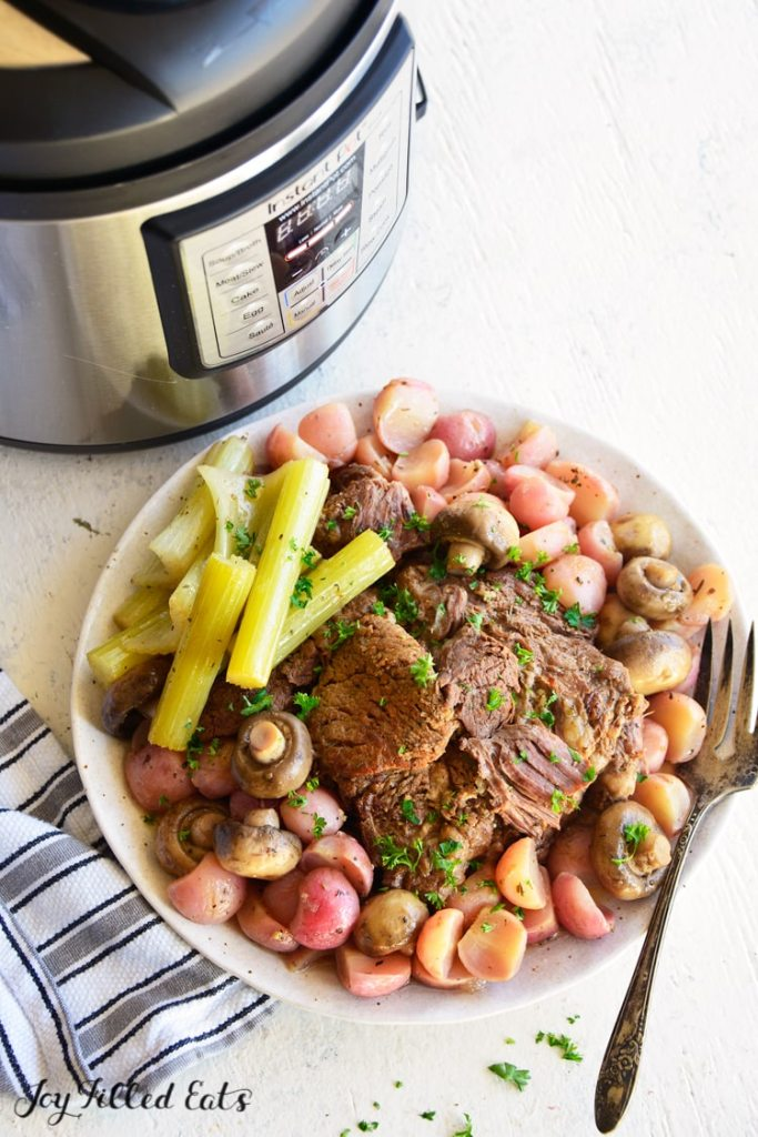 Keto Instant Pot Roast