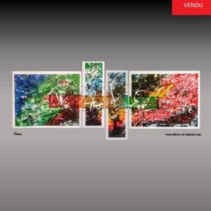 HATCH Olivier art abstrait vous présente des tableaux muraux abstrait pour votre décoration d'intérieur