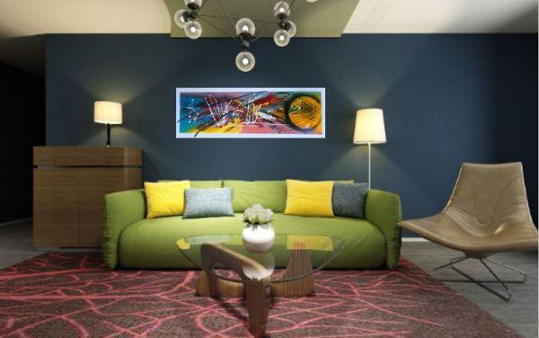 Freya Olivier art abstrait vous présente des tableaux muraux abstrait pour votre décoration d'intérieur