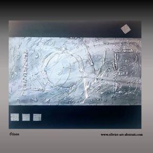 LOVE Olivier art abstrait vous présente des tableaux muraux abstrait pour votre décoration d'intérieur