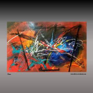 Apollon Olivier art abstrait vous présente des tableaux muraux abstrait pour votre décoration d'intérieur
