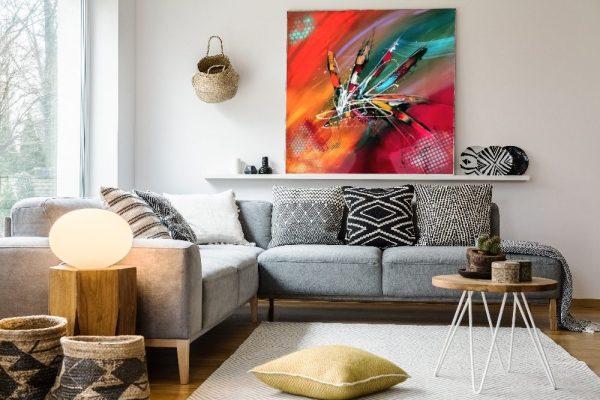 IDUNN Olivier art abstrait vous présente des tableaux muraux abstrait pour votre décoration d'intérieur
