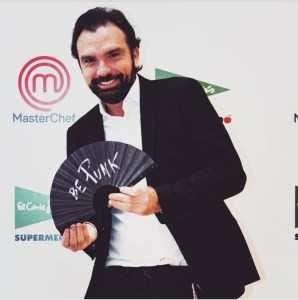 Olivier Bernoux, master chef, Fans & Friends, Fans & Bags, Fans & Clutches, Fans & Fashion, Fans, Handfans, Eventail, Abanico, Fashion, Designer, Clutches, bags, Weapons of Seduction