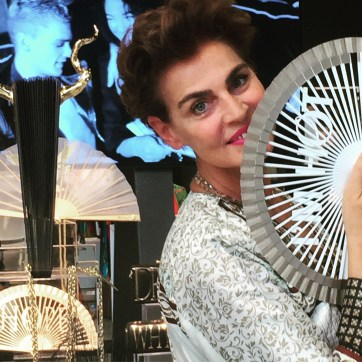 Antonia Dell'Atte, Olivier Bernoux, Fans & Friends, Fans & Bags, Fans & Clutches, Fans & Fashion, Weapons of Seduction, Fans, Eventail, Abanico, Handfan, fancy, Elegant, Evening, Handmade. Provocation, Provocative