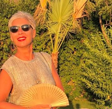 Leyla Alaton, Olivier Bernoux, Fans & Friends, Fans & Bags, Fans & Clutches, Fans & Fashion, Weapons of Seduction, Fans, Eventail, Abanico, Handfan, fancy, Elegant, Evening, Handmade. Provocation
