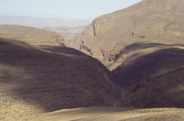 Aqq Tazaght (zones des gorges), 9 août 1994