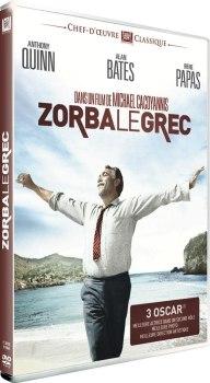zorba le grec film inspirant