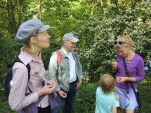 Wildplukexcursie met Christine Hidding