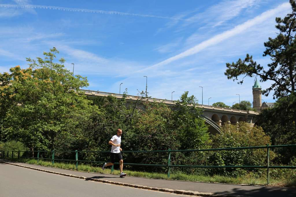 Le pont Adolphe.
