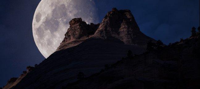 Tutoriel photoshop ajout de lune