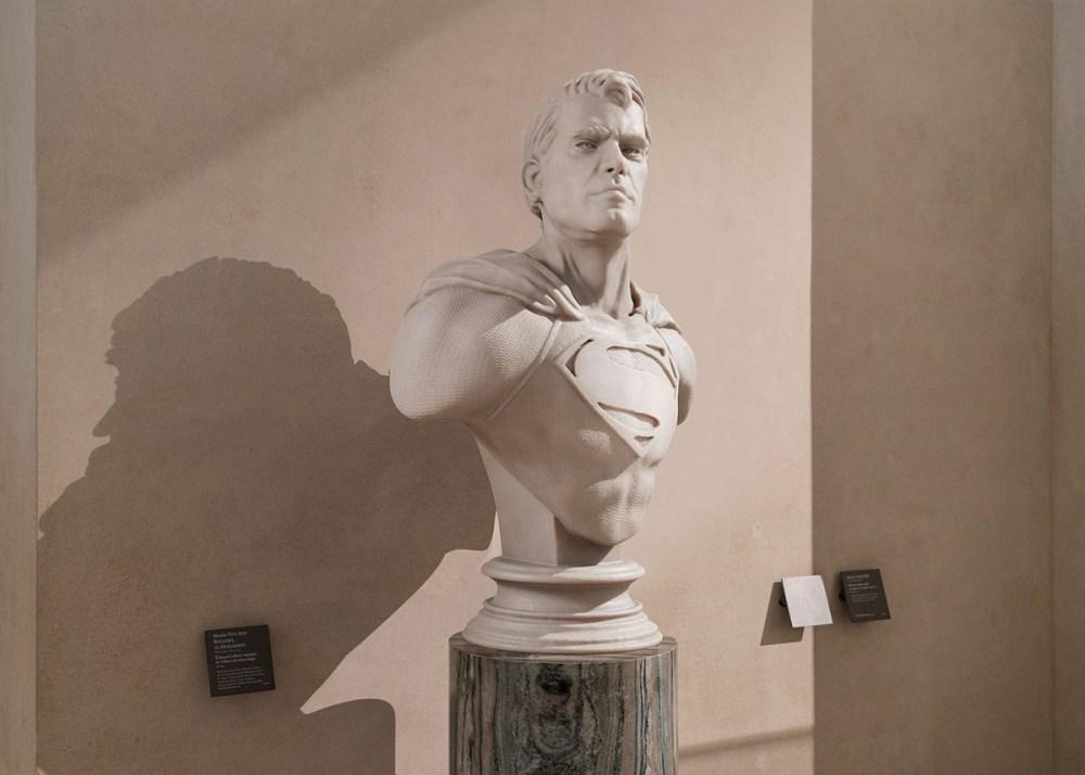 leo caillard superman