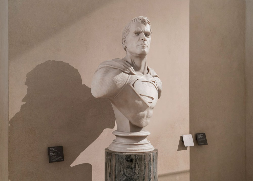 leo caillard superman