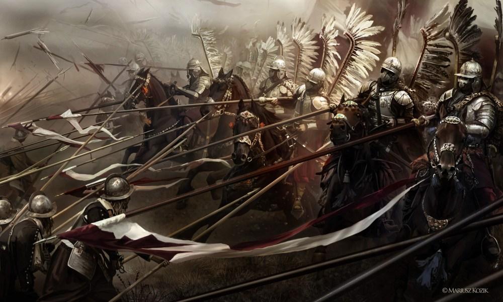 mariusz-kozik-bitwa-pod-kircholmem-red