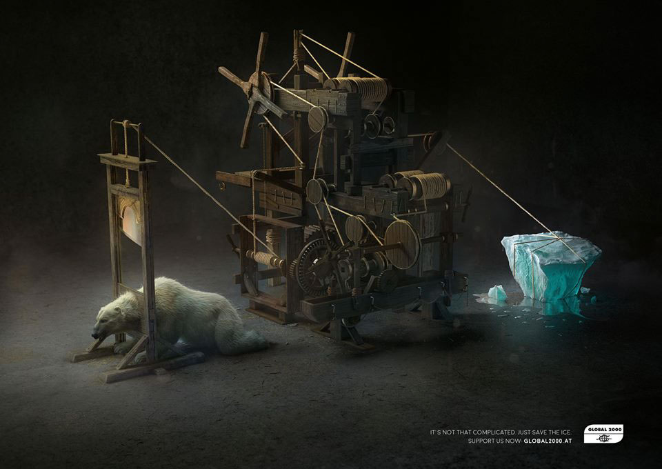 SAVE THE ICE -DDB