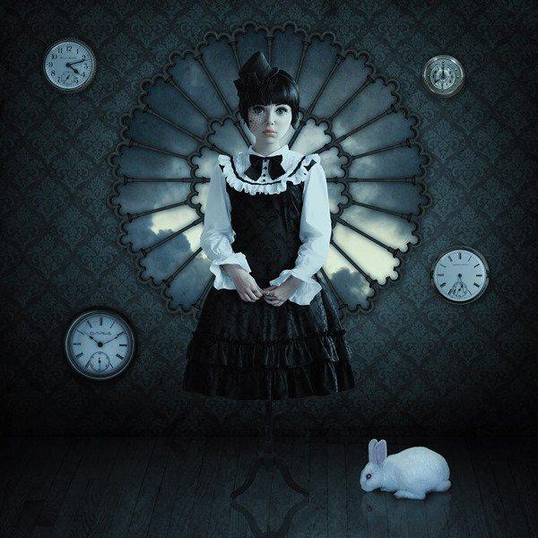tutoriel photoshop gothic