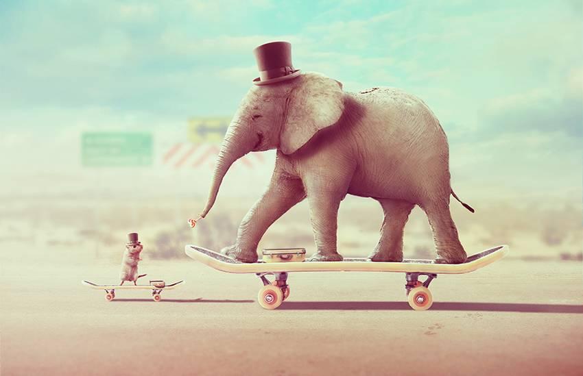 skateboard-final tuto photomontage