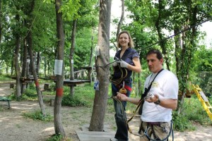 Escalade dans les arbres / Tree climbing