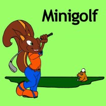 AV-minigolf (Small)