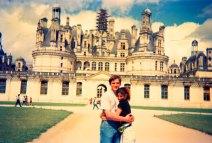 1994 Chateaux de la Loire - magnifiques souvenirs