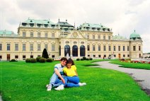1997 Autriche Vienne Oberes Belvedere