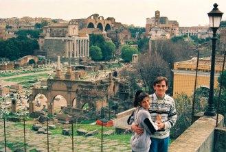 1997 Rome Vue Campidoglio