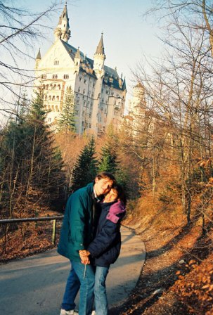 1997 Visiter les chateaux d'Allemagne