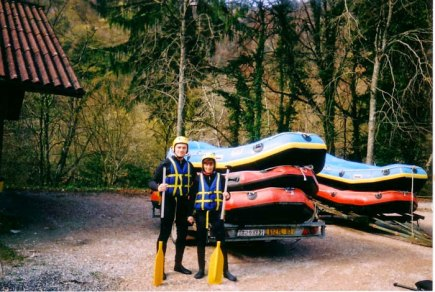 2004 tester pour nos clients rafting